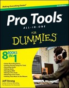 Pro Tools All-in-One For Dummies 3rd Edition 9781118277836 111827783X