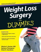Weight Loss Surgery For Dummies 2nd edition 9781118293188 1118293185