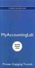 NEW MyAccountingLab with Pearson eText -- Access Card -- for Management Accounting
