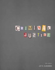 Criminal Justice 5th Edition 9780132770347 0132770342