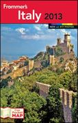 Frommer's Italy 2013 8th edition 9781118278468 1118278461