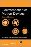 Electromechanical Motion Devices 2nd Edition 9781118316856 1118316851