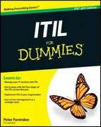 ITIL For Dummies 2011th Edition 9781119950134 1119950139