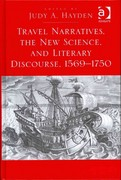 Travel Narratives, the New Science, and Literary Discourse, 1569–1750 1st Edition 9781317006527 1317006526