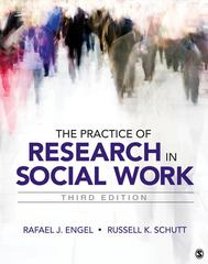 The Practice of Research in Social Work 3rd edition 9781452225463 145222546X