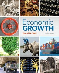 Economic Growth 3rd edition 9780321795731 0321795733
