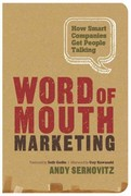 Word of Mouth Marketing 1st Edition 9781608323661 1608323668