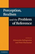 Perception, Realism and the Problem of Reference 1st edition 9780521198776 0521198771