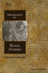 Intro. to Black Studies 4th edition 9780943412306 0943412307