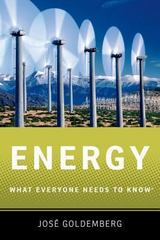 Energy 1st Edition 9780199812929 0199812926