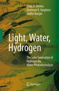 Light, Water, Hydrogen 0 9780387331980 0387331980