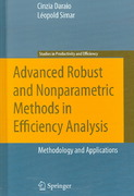 Advanced Robust and Nonparametric Methods in Efficiency Analysis 0 9780387351551 0387351558