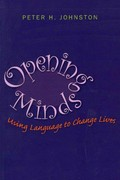 Opening Minds 1st Edition 9781571109538 1571109536