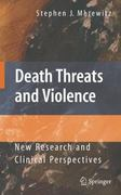 Death Threats and Violence 1st edition 9780387766614 0387766618
