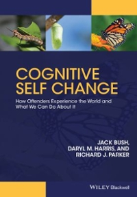 Cognitive Self Change 1st Edition 9780470974827 0470974826