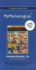 2012 MyMarketingLab with Pearson eText -- Access Card -- for Consumer Behavior 10th Edition 9780132720472 0132720477