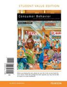 Consumer Behavior, Student Value Edition 10th Edition 9780132672146 0132672146