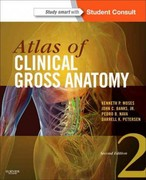 Atlas of Clinical Gross Anatomy 2nd Edition 9780323077798 032307779X