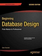 Beginning Database Design 2nd Edition 9781430242093 1430242094