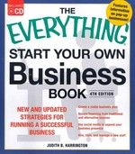 Start Your Own Business Book 4th Edition 9781440538773 1440538778