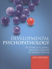 Developmental Psychopathology 6th Edition 9780077131210 0077131215