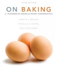 On Baking 3rd Edition 9780132374569 0132374560