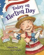 Today on Election Day 0 9780807580080 0807580082