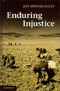 Enduring Injustice 1st Edition 9781139369060 1139369067
