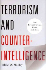 Terrorism and Counter- Intelligence 1st Edition 9780231158763 0231158769