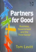 Partners for Good 1st Edition 9781317083658 1317083652