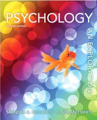 Psychology 2nd edition 9780205256419 0205256414
