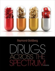 Drugs Across the Spectrum 7th Edition 9781133594161 1133594166