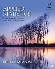 Applied Statistics 2nd Edition 9781412991346 141299134X