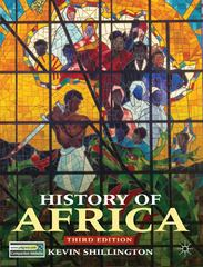 History of Africa 3rd Edition 9780230308473 0230308473
