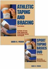 Athletic Taping and Bracing Book 3rd Edition 9781450426312 145042631X