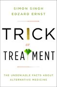 Trick or Treatment 0 9780393066616 0393066614