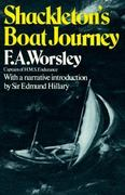 Shackleton's Boat Journey 0 9780393303766 0393303764