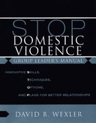 STOP Domestic Violence 2nd edition 9780393705140 0393705145