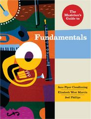 The Musician's Guide to Fundamentals 1st edition 9780393928747 0393928748
