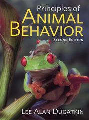 Principles of Animal Behavior 2nd edition 9780393931693 0393931692