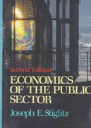 Economics of the Public Sector 2nd edition 9780393956832 0393956830