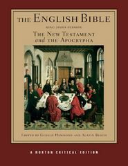 The English Bible, King James Version 1st Edition 9780393975079 039397507X