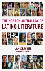 The Norton Anthology of Latino Literature 1st Edition 9780393975321 0393975320