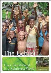 The Gebusi 3rd Edition 9780078034923 0078034922