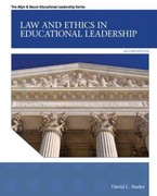 Law and Ethics in Educational Leadership 2nd Edition 9780132685870 0132685876