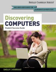 Enhanced Discovering Computers, Complete: Your Interactive Guide to the Digital World, 2013 Edition 1st edition 9781133598312 1133598315