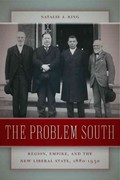 The Problem South 1st Edition 9780820342603 0820342602