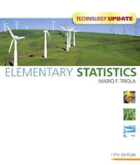 Elementary Statistics Technology Update with MathXL (12-month access) 11th edition 9780321784292 0321784294