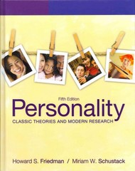 Personality 5th edition 9780205098972 0205098975