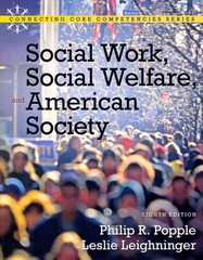 Social Work, Social Welfare and American Society with MySocialWorkLab and Pearson eText 8th edition 9780205004188 0205004180